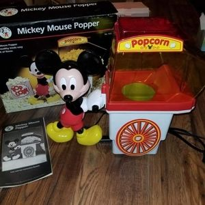 Vintage Mickey Mouse Popper